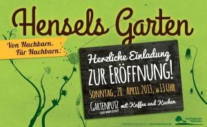 HenselsGarten PlakatEröff1 600x400