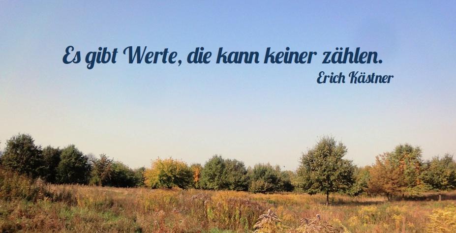 Ein Zitat von Erich Kästner bringt den Kern des Konflikts auf den Punkt.